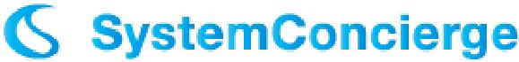 株式会社システムコンシェルジュ ロゴ